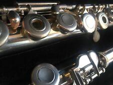 Sankyo Silversonic CF-301 Flute - Open Hole, overhauled