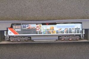 Kato N Scale SD70ACe Locomotive UP Our People  #1111 DC DCC Ready 1768412