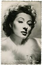 POSTCARD /  CARTE POSTALE PHOTO / CELEBRITE / GREER GARSON