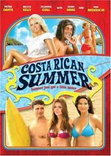 """Costa Rican Summer (DVD, 2010) Rated """"R"""" #272"""