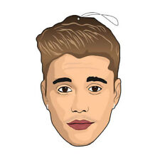 NEW Car Air Freshener - Justin Bieber