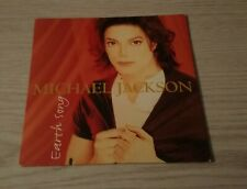 Michael Jackson - EARTH SONG - CD Single 2 titres (1995) MJ Megaremix