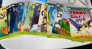 My Chapter Book Collection Oxford Reading Tree - 16 of 20 Books (Paperback) Set