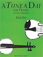 A Tune a Day - Violin: Book 2