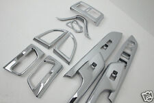Accessories for Honda CR-V 2012-2014 Chrome Interior room Set