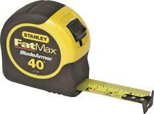 "STANLEY FATMAX 40' TAPE MEASURE #33-740  1 1/4""X40FT  FATMAX  BRAND NEW"