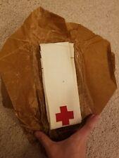 unissued brand new old stock WW2 Army Medic Armband Brassard Arm Band (1)