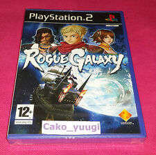 Rogue Galaxy sur Sony playstion 2 Ps2