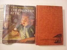 Judy Bolton #2, The Haunted Attic, DJ, 1950s Edition