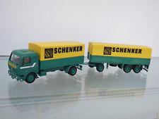 "Herpa 308687 - H0 1:87 - MB PLAN DE TIR "" Schenker "" - Neuf Emballage d'origine"