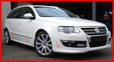 VW Passat B6 3C Kombi Body Kit R Line Look Frontspoiler + hintere Rock + SS