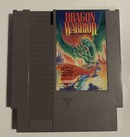 🎈 Nintendo NES DRAGON WARRIOR 1989 Cartridge Only