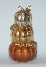 BATH & BODY WORKS LARGE PUMPKINS NIGHTLIGHT WALLFLOWER FRAGRANCE PLUG IN HOLDER