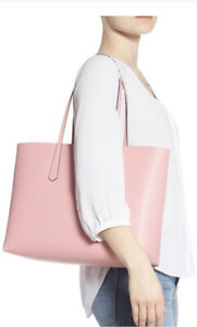 New Kate Spade molly large Rococo Pink Tote w/ Wristlet gift Original Packaging