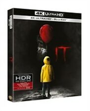 It (4K Ultra HD + Blu-Ray Disc) - ITA ORIGINALE SIGILLATO -