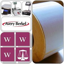 Avery Berkel Thermal Scale Labels -  52mm X 40m continuous strip
