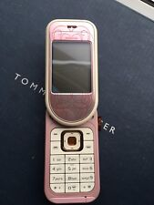 Nokia 7373 Powder Pink drehbar Telefon L 'Amour Collection-Original & BRANDNEU