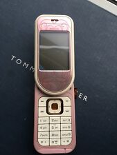 Nokia 7373 Powder Pink Swivel Phone L'Amour Collection - Original & Brand New