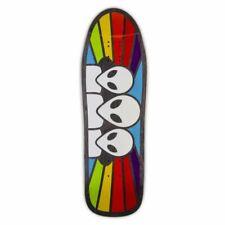 """Alien Workshop Spectrum Old School Skateboard Deck Multi 9.675"""""""