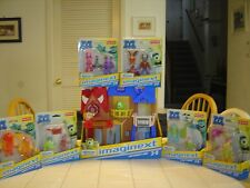Imaginext Monsters University Row AND 6 PAKS of Figures Sulley 14x13x10 5 LB