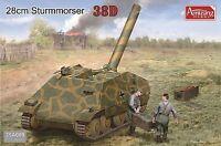 Amusing Hobby 1/35 WWII 28cm Sturmmorser 38D