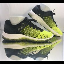 Fila Mens Shoes Guardian 2 Energized Yellow Running Training Sneakers New Size 9