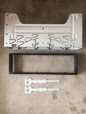 NEW KENWOOD-JVC GENUINE  SLEEVE CAGE, TRIM RING AND KEYS