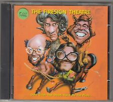 THE FIRESIGN THEATRE - Don't Crush That Dwarf, Hand Me The Pliers CD