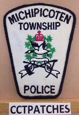MICHIPICOTEN TOWNSHIP, CANADA POLICE SHOULDER PATCH