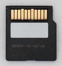 16MB Mini SD SDHC 16MB SanDisk Mini SD 16MB Memory Card For Cameras 100% Genuine