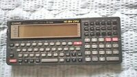 Casio Pocket Computer Super College Z-1 GR Released in 1995 Made in Japan Used