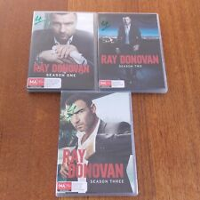Ray Donovan Seasons 1-3 DVD MA15+ 2015