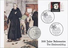 L-9120 500 Jahre Reformation - Der Thesenanschlag
