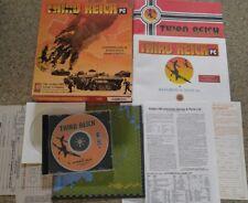 Avalon Hill Computer Game Third Reich Big Box CD-ROM