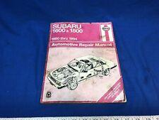 Volkswagen Vanagon Diesel Syncro Camper 1980-91 Bentley Repair Manual VW8000148