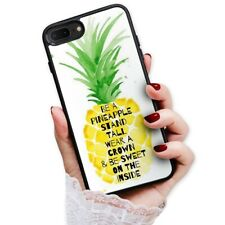 ( For iPod touch 5 6 7 ) Back Case Cover AJ12938 Pineapple