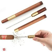 Cigar Draw Enhancer Tool Sopffy Cigar Draw with Wooden Case New