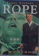 DVD..ROPE..James Stewart..1948.. PG..Full Colour..NEW... Is in English