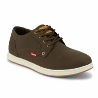 Levi's Mens Arnold Waxed UL NB Casual Rubber Sole Fashion Sneaker Shoe