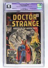 Doctor Strange #169 5.5 CGC Restored