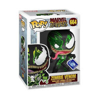 Funko Pop! Marvel Zombies Zombie Venom #664 FunkoClub/Gamestop Exclusive
