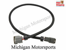 "O2 Oxygen Sensor Extension Harness 16"" 4 Wire  Honda Acura Civic Integra Prelude"