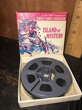 Vintage 8mm Film Home Movies Walt Disney. Swiss Family Robinson