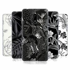 OFFICIAL HAROULITA BLACK AND WHITE 5 SOFT GEL CASE FOR NOKIA PHONES 1