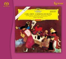 Esoteric Eugen Jochum Carl Orff Carmina Burana SACD Hybrid