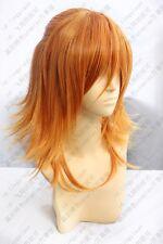 179 Uta no Prince-sama Jinguuji Ren Cosplay Wig free shipping+wig cap