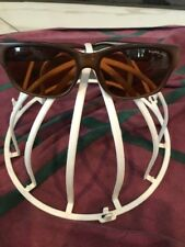 Vintage Bolle Acrylex 485 SUNGLASSES Made In France 1980-90s