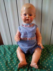 Bambola CELLBA vecchia antica vintage doll