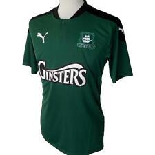 PLYMOUTH ARGYLE FC Puma Football Home Shirt 2020-2021 NEW Men's Jersey PAFC