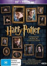 Harry Potter (DVD, 2016, 16-Disc Set)